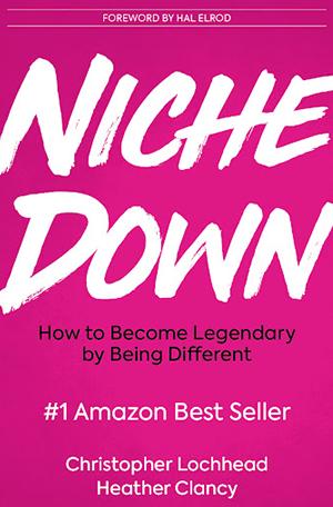niche down book cover