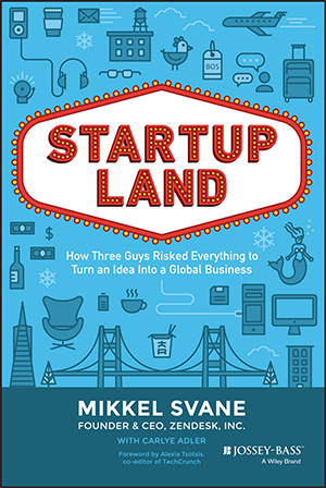Startupland book cover