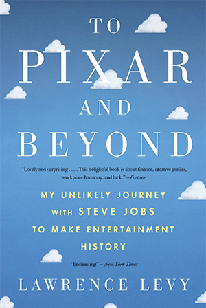 to pixar and beyond book cover